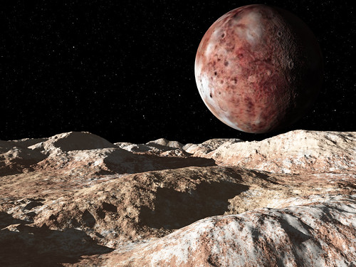 Charon Moon: The Most Interesting Facts About The Moons In Our Solar