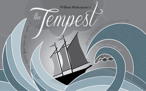 The Tempest, by William Shakespeare