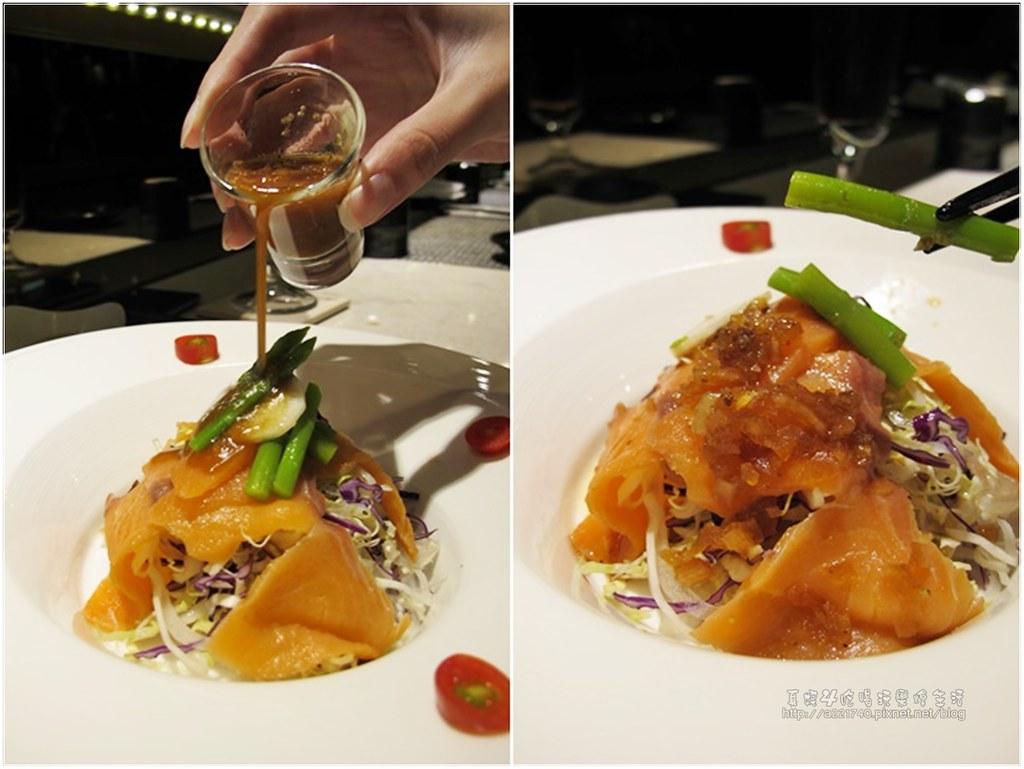04-6燻鮭魚沙拉