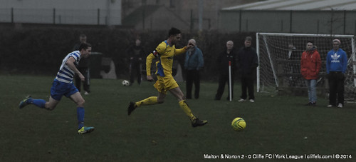Cliffe FC 0 - 2 Malton & Norton 15Nov14