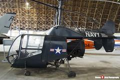 129313 - 4-22 - Kaman HTK-1 - Tillamook Air Museum - Tillamook, Oregon - 131025 - Steven Gray - IMG_8009