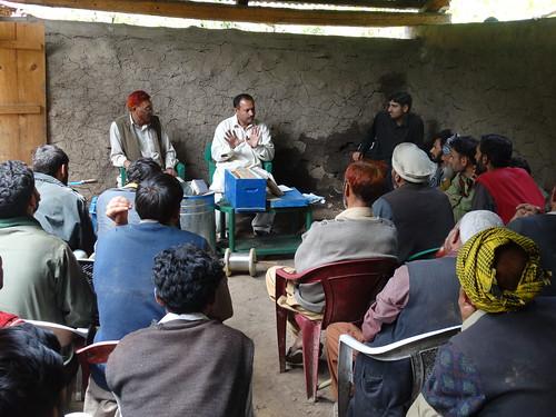 Training Session Jamghar Neelum
