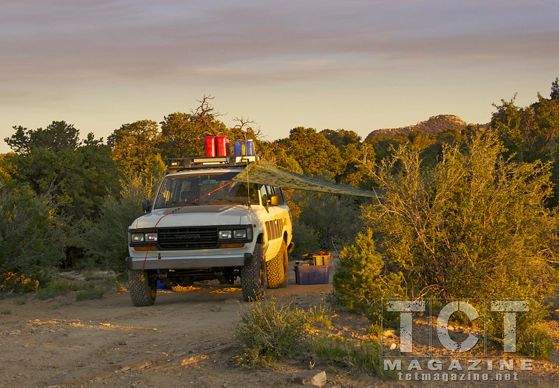 Adventure and Healing with the Anasazi Toyota Land Cruiser Magazine