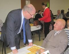 2014.11.16 minister Geens op bezoek bij CD&V afdeling in Meise