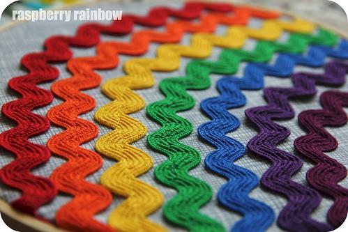 Ric Rac Rainbow