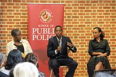 National Diaspora Tour stops through UMD to share what Washington is doing to recognize America's diaspora communities.