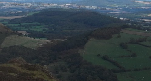 Lodge Hill from Caradoc
