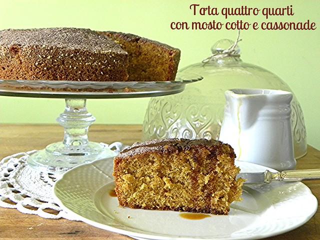 torta quattro quarti con mosto cotto e cassonade (3)