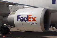N420FE - 339 - FedEx - Airbus A310-222(F) - Fairford RIAT 2006 - Steven Gray - CRW_1765