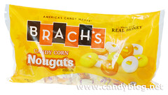 Candy Corn Nougats