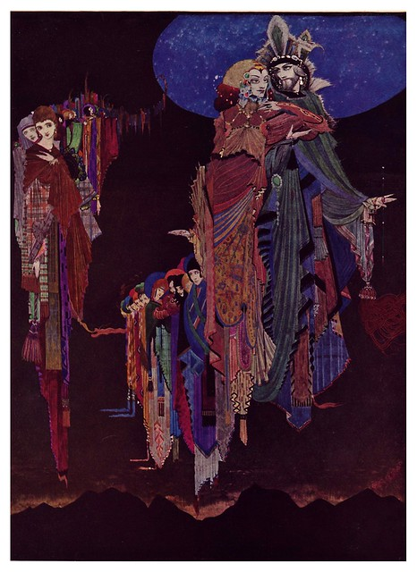 023-Tales of Mystery & Imagination 1923-Harry Clarke- via 50watts.com