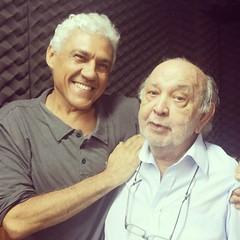 Quando Artistas se encontram: poeta Nirton Venâncio e ator/diretor Haroldo Serra #BlogAuroradeCinemaeprogramaCulturaeMúsica