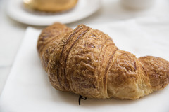 Croissant, Cafe Madeleine, San Francisco