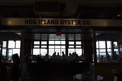 Hog Island Oyster Co., Ferry Building Marketplace