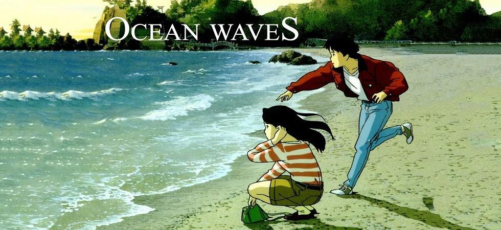 Xem phim Umi ga Kikoeru - Sóng Đại Dương | I Can Hear the Sea | Ocean Waves Vietsub