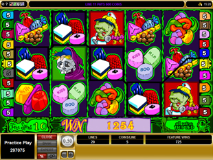 Halloweenies Free Spins