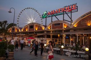 Bangkok - Asiatique