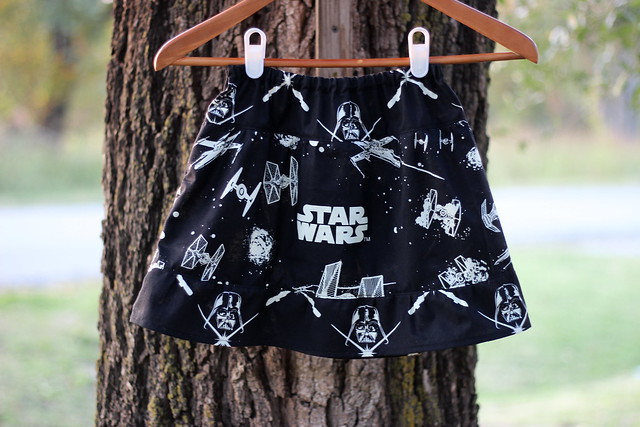 Star Wars Skirt 2