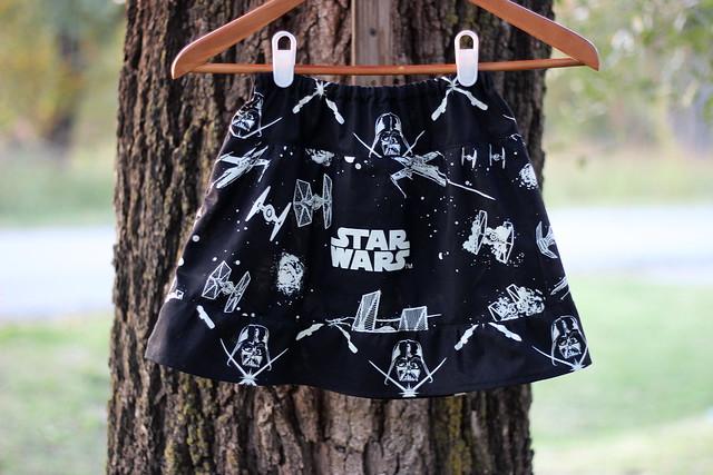 Star Wars Skirt 2
