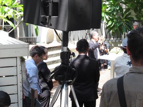 台南商務會館-基督教戶外證婚儀式 (17)