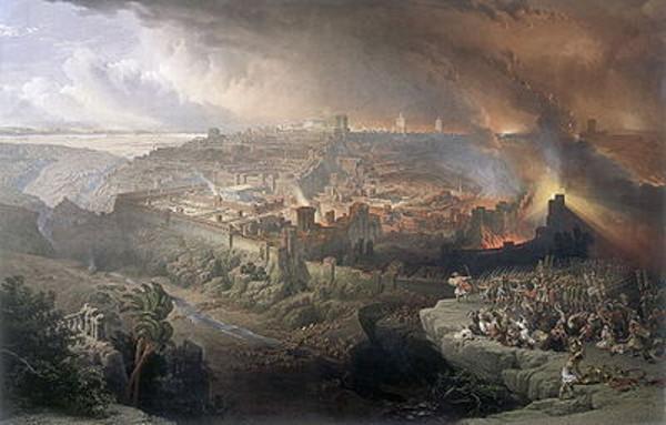 Jerusalén sitiada