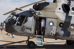 0835 - 108M35 - Czech Air Force - MIL Mi-17 - Fairford RIAT 2006 - Steven Gray - CRW_1756