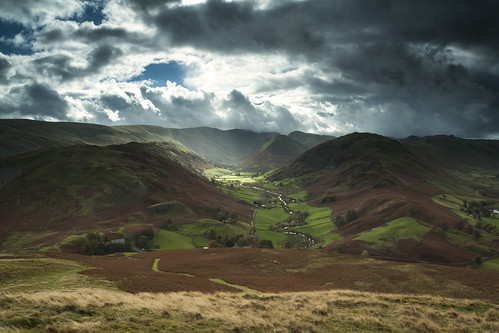 lakedistrict martindale hallinfell cloudy showers ndgrad ©camaman ©davidliddle
