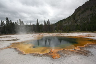 Yellowstone NP, Wyoming US