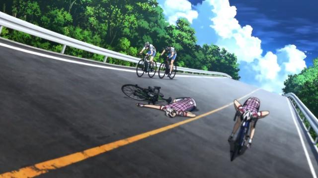 Yowamushi Pedal ep 37 - image 07