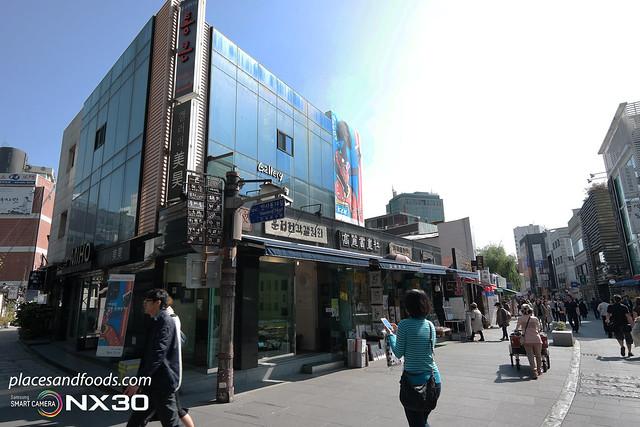 insadong main street