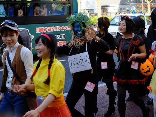 Kawasaki Halloween parade 2014 135