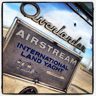 @shinyobsession right on the dot. 1964. #vintage #vintageairstream #airstream #airstreamdc2cali