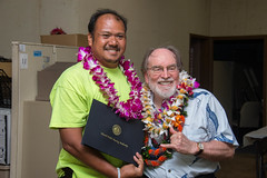 Hawaii Public Housing Authority's Employee Service Awards