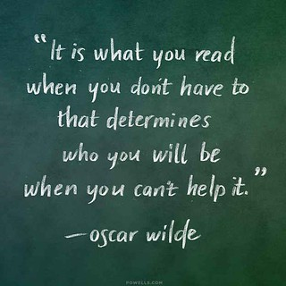 What You Read