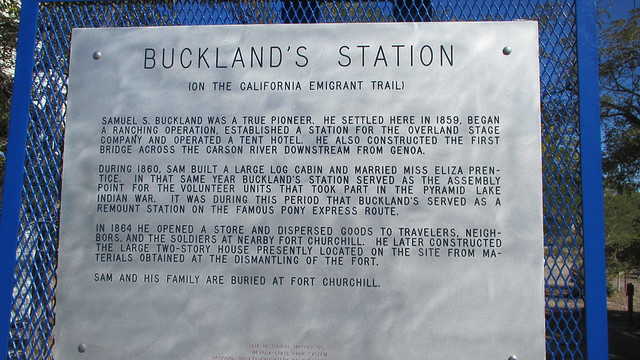 Buckland's Station Loop