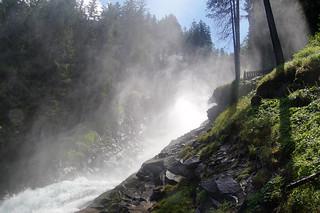 054 Krimml watervallen