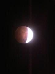 Lunar Eclipse 10:06 UTC
