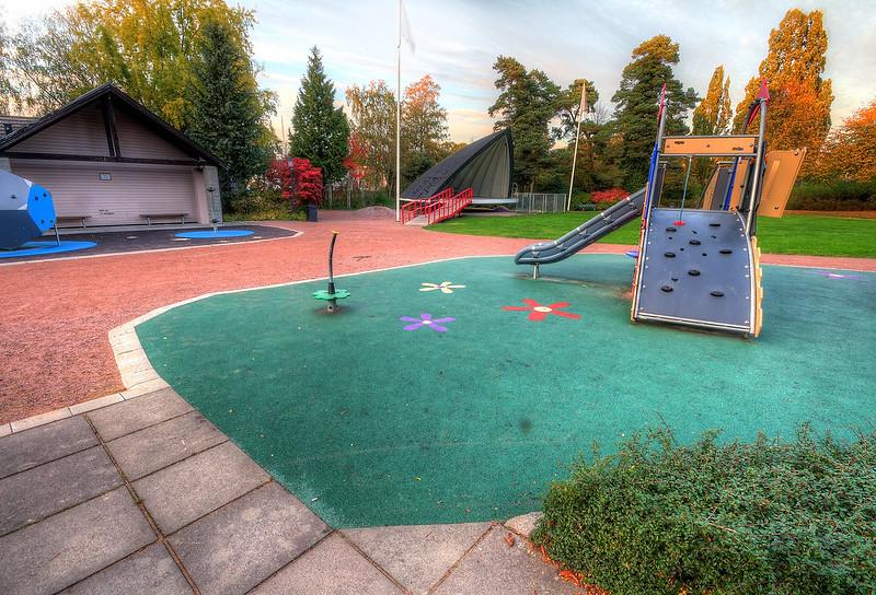 Rosengården Lekplats