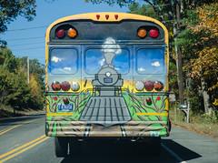 Thomas the Magic School Bus (285/365)