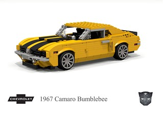 Chevrolet 1967 Camaro 'Bumblebee'