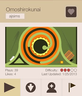 Sound Shapes: Difficulty Rating