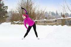 Jak si udržet štíhlou postavu i přes zimu