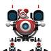 Webcam Robot Frontal View