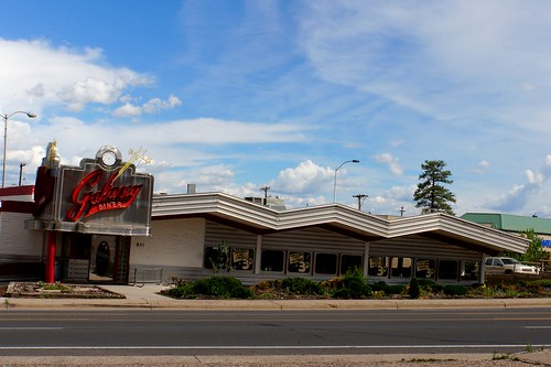 Galaxy Diner - Route 66, Flagstaff, Arizona