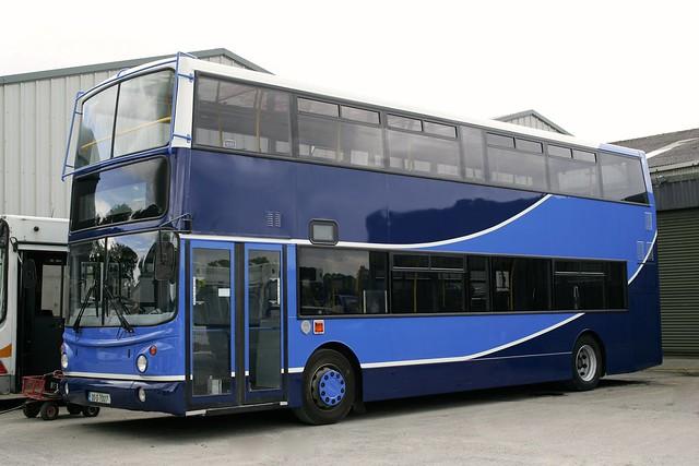 Charlton Services new Decker ex DB AV127
