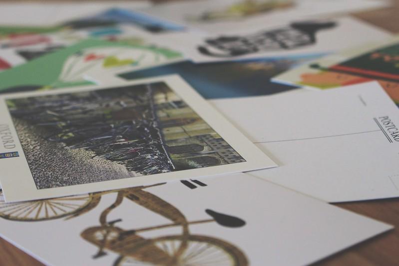 Postcard Writing Tips