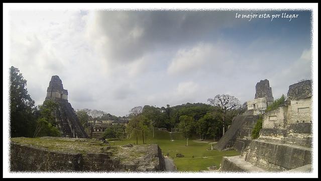 Visitar Tikal