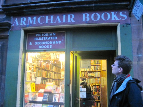 Armchair Books, Edinburgh