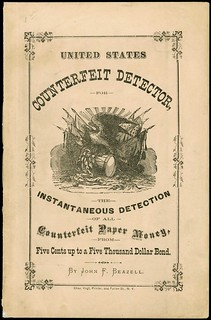 John F. Beazell Counterfeit Detector cover