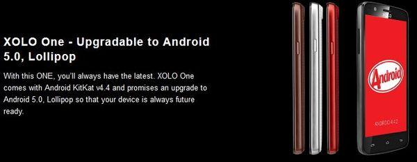 Смартфон Xolo One